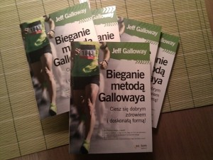 Książka Bieganie Metodą Gallowaya