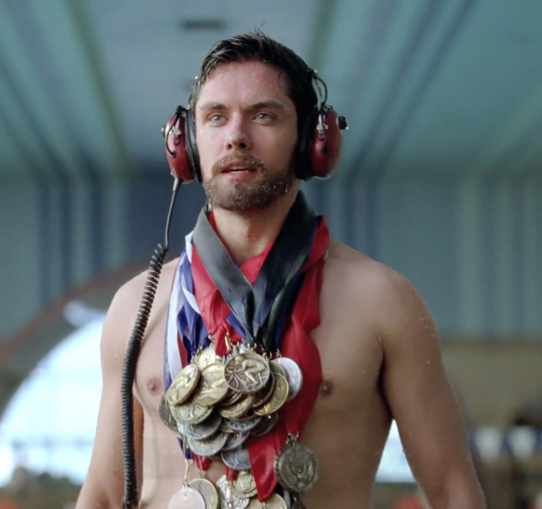 Old spice olympics