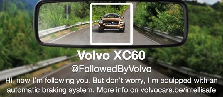 Followed byVolvo
