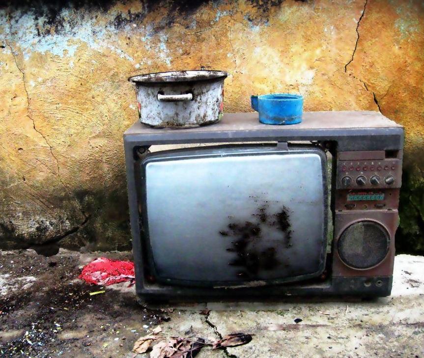 tv set