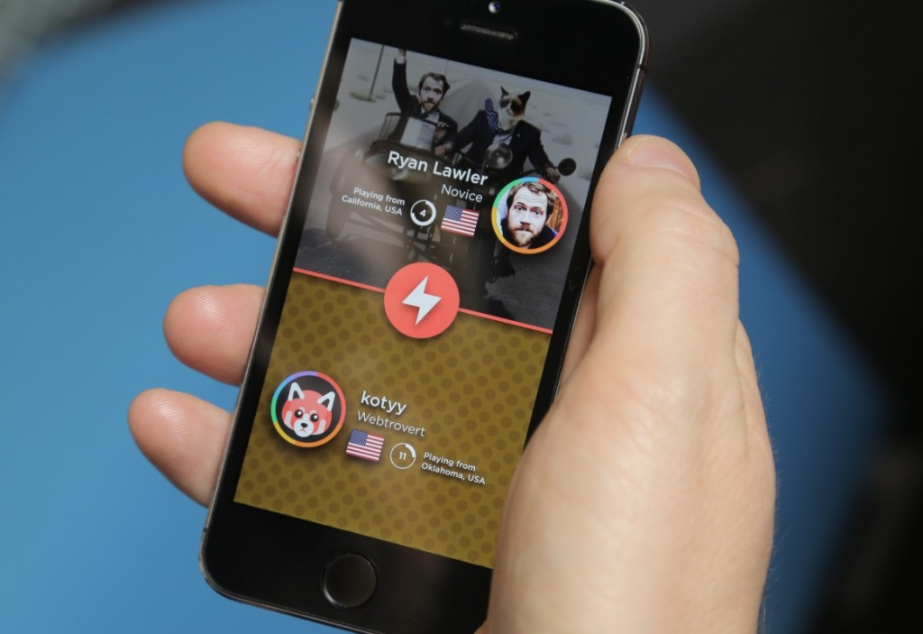 quizup application mobile