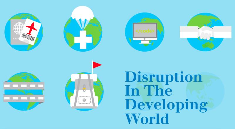 Publikacja natemat Disruptive Innovations