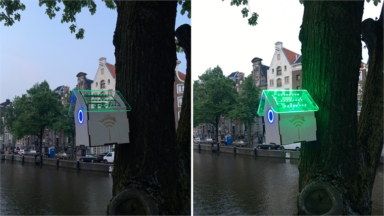 Tree Wifi Amsterdam
