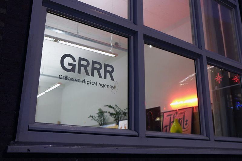 Grrr Amsterdam creative agency