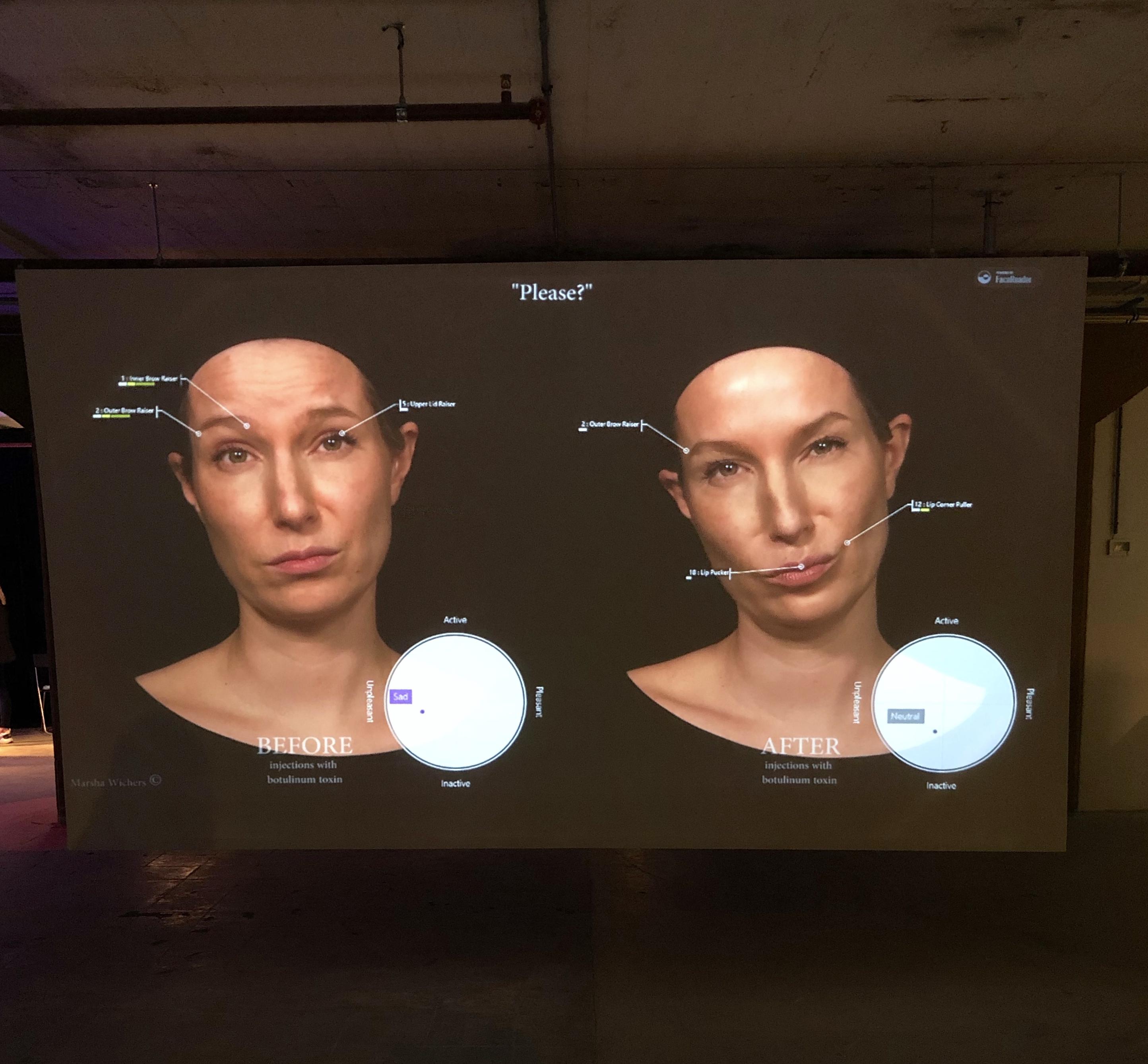 Project Face Design